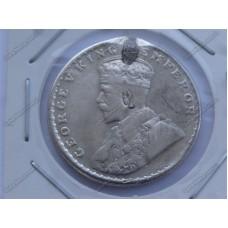 سکه نقره بسیار قدیمی و کمیاب پادشاه جورج پنجم  1918میلادی