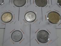 مجموعه ای زیبا از سکه های قدیمی  و کمیاب کشور مجارستان - جمهوری خلق
