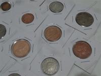 مجموعه سکه های قدیمی  و کمیاب ملکه الیزابت دوم
