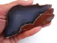 سنگ عقیق سلیمانی دکوری - کلکسیونی زیبا 3