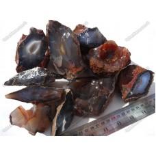 مجموعه بسیار زیبا و بی نظیراز سنگهای عقیق سلیمانی راف -م7