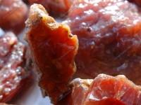 نیم کیلوگرم سنگ راف عقیق قرمز با کیفیت خوب و دستچین شده