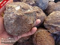 سنگهای طبیعی و خام  ژئود عقیق سلیمانی