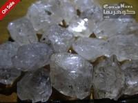 سنگهای کریستال درکوهی طبیعی و راف