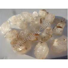 سنگهای طبیعی  دُر کوهی ( کوارتز کریستالی) -1