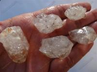 مجموعه سنگهای طبیعی  دُر کوهی (کوارتز کریستالی)  -م6