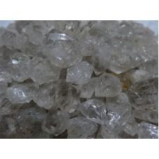 مجموعه سنگهای قیمتی  دُر کوهی رنگین کمانی فوق العاده شفاف - 200 گرم