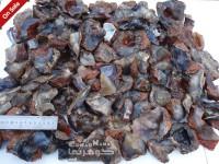 سنگهای عقیق سلیمانی لایه ای راف و معدنی با کیفیت خوب